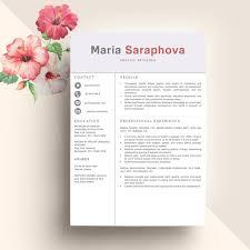 professional resume template creativework247 resume skills
