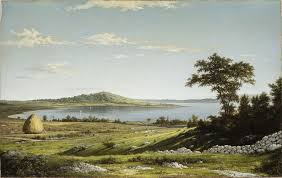 Rhode Island Landscapes images Rhode island shore quot martin johnson heade artwork on useum jpg