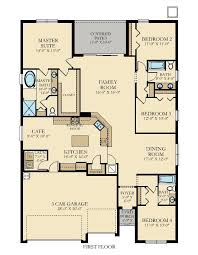 builder floor plans kennedy ii home plan in traditions traditions executive by lennar