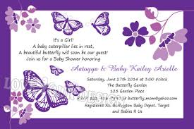 purple butterfly baby shower invitations marialonghi