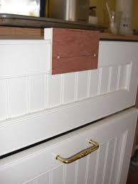kitchen cabinet door hardware jig using a jig makes installing cabinet hardware easy silive
