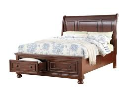 Storage Beds Avalon Furniture Sophia King Storage Bed Great American Home