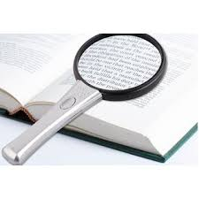 hand held magnifying glass with light magnipros 3x ultra bright led handheld magnifying glass with light