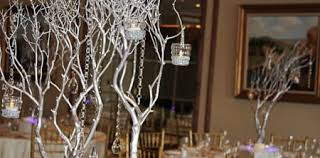 Tree Centerpieces Manzanita Tree Centerpieces The Party Place Li The Party