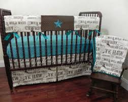cowboy nursery bedding gray arrow baby bedding set boy baby bedding tribal baby