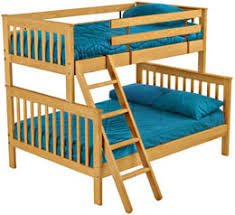 Muskoka Furniture Bunk Beds And Futons Page - Single double bunk beds