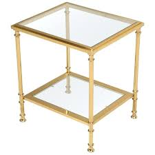 brass and glass end tables brass and glass end tables doyouknow co