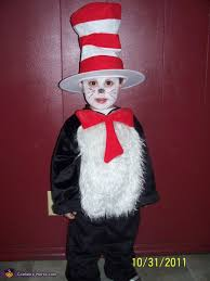 cat in the hat costume in the hat costume