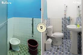 and bathroom designs rl makeovers a living dining and bathroom makeover in quezon