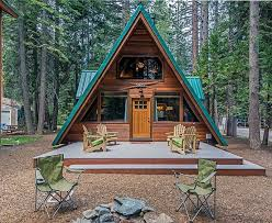 small a frame cabin lake tahoe small cabin rentals ideas cabin ideas 2018