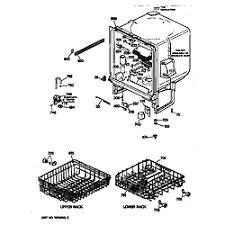 Hotpoint Dishwasher Manual Hotpoint Dishwasher Parts Model Hda100x73wh Sears Partsdirect