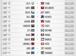 Nfl Schedule 2014 Thanksgiving Nfl Schedule 2014 Archives Online Sports Handicapping