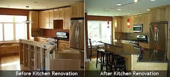 Kitchen Remodel Before After by Kitchen Remodels Fallbrook Temecula San Marcos