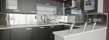 modern kitchen backsplashes bright stainless steel backsplash for seamless installation in a