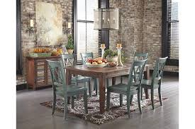 Mestler Dining Room Chair Ashley Furniture HomeStore - Ashley dining room chairs