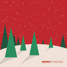 2014 christmas paper cut backgrounds vector 02 vector background