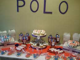 polo baby shower decorations baby shower ralph polo theme felicia s event design