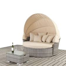 Daybed With Canopy Rattan Outdoor Daybed With Canopy 415 China Yoto Rattan