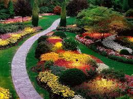 beautiful flowers garden four seasons garden the most beautiful