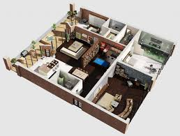 Cool Floor Plans Creative Small Studio Apartment Floor Plans And Designs
