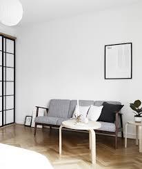 house tour alicia u0027s bright scandinavian minimalist condo abode