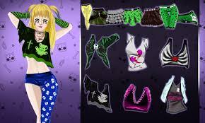 emo dress up games emo girl dress up games 1 1 apk android 2 3 2 3 2 gingerbread