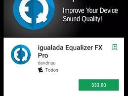 fx pro apk equalizer fx pro v3 0 apk