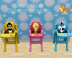 Looney Tunes Crib Bedding Tigerliyene S Looney Tunes Crib And High Chair Set