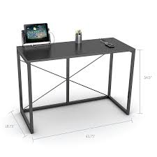Atlantic Gaming Computer Desk by Amazon Com Catalyst Tech Desk In Black Kitchen U0026 Dining