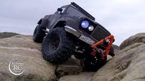 jeep nukizer kit my axial scx10 nukizer body with sound system youtube