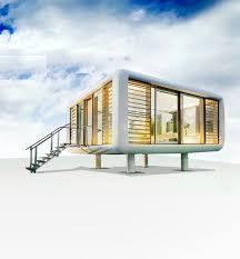 micro house design micro maison préfabriquée contemporaine loftcube cabine