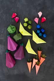 origami cornucopia the house that lars built