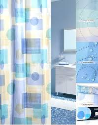 royal blue shower curtain brown and blue shower curtains pebble
