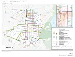 Vta Map Open City Hall Transportation Draft Element Yours