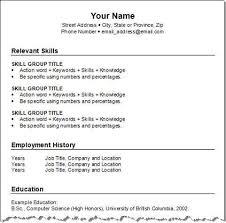 Set Up A Resume How Do I Create A Resume 15 How Do Resume Set Up Help Create Cover