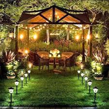 giardini con gazebo arredare il giardino alcuni consigli per vivere al meglio il