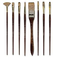 winsor u0026 newton monarch synthetic brushes jerry u0027s artarama