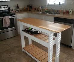 charming kitchen island with wine rack and built in inspirations