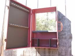 Antique Bathroom Medicine Cabinets by Vintage Upcycled Suitcase Medicine Cabinet Bathroom Antique Wall