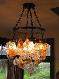 Recycled Glass Light Fixtures by 1838 Best Diy Chandelier Lighting Images On Pinterest Diy Home
