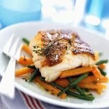 cuisiner un dos de cabillaud dos de cabillaud grillé et légumes cuisine plurielles fr