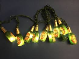 beck s tiki bar 10 bottle string indoor outdoor novelty