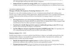 cover letter for product manager marketing manager cover letter