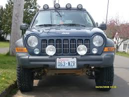 2006 jeep liberty bumper lost jeeps view topic trimming your 2005 2007 front bumper