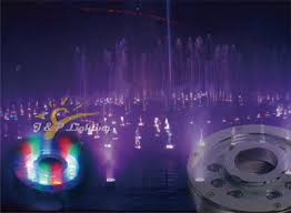 led fountain lights underwater 9pcs 1w rgb led fountain light jp 94193