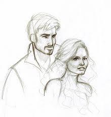captain swan ouat sketch by irina bourry on deviantart