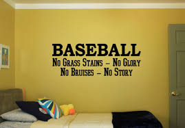 baseball no grass stains no glory no bruises no story vinyl