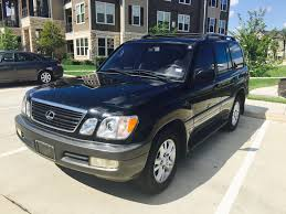 lexus lx for sale in houston tx for sale 1998 lexus lx470 need gone asap ih8mud forum