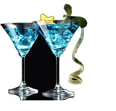 blue martini png walk in the dark