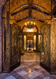 Mediterranean Home Interior Design Mediterranean Home Entry Before And After Robeson Design